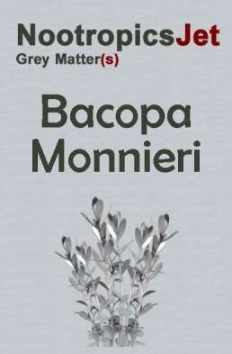 """""""Bacopa Monnieri Extract"""""""
