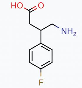 Fluorophenibut